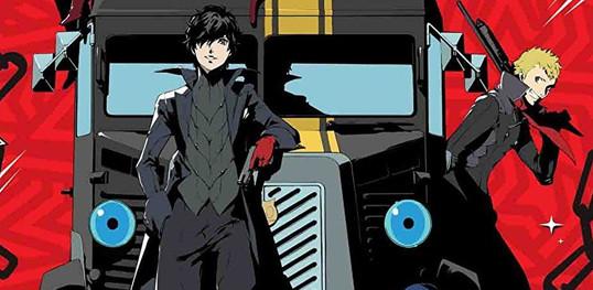 Persona 5 the Animation dévoile son premier trailer, ses infos et sa date de diffusion