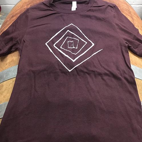 Logo T-shirt (Oxblood)