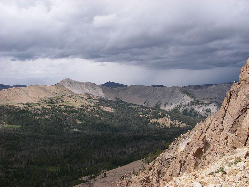 Blackmon_Peak_White_Cloud_Mountains_Idah