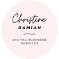 Christine DBM + Systems Strategist Logo
