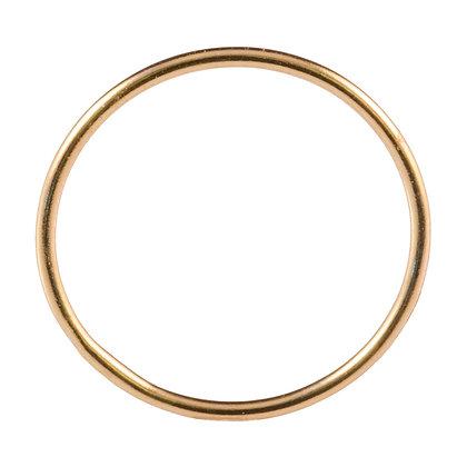 14k Gold Stacking Ring