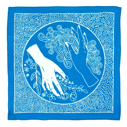 """Flow & Kindness"" Bandana"