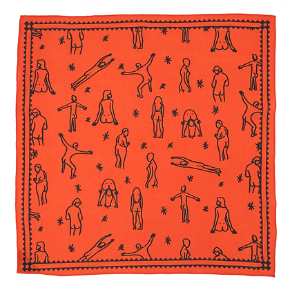 """Summer Butts"" Bandana"