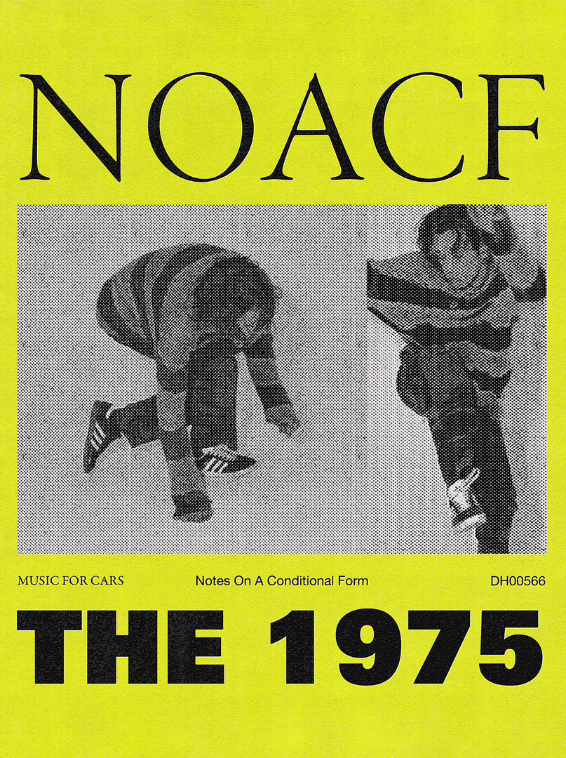 THE 1975 SELF-INITIATED 'NOACF' CONCEPT POSTER