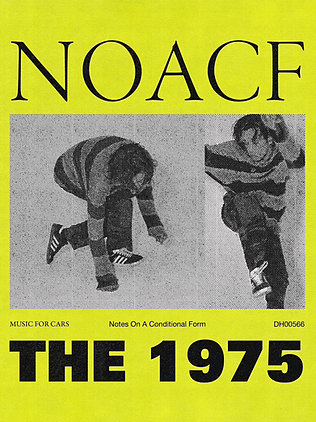 THE 1975 SELF-INITIATED 'NOACF' CONCEPT POSTER (2020)
