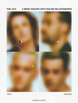 THE 1975 SELF-INITIATED 'ABIIOR' POSTER CONCEPT (2020)