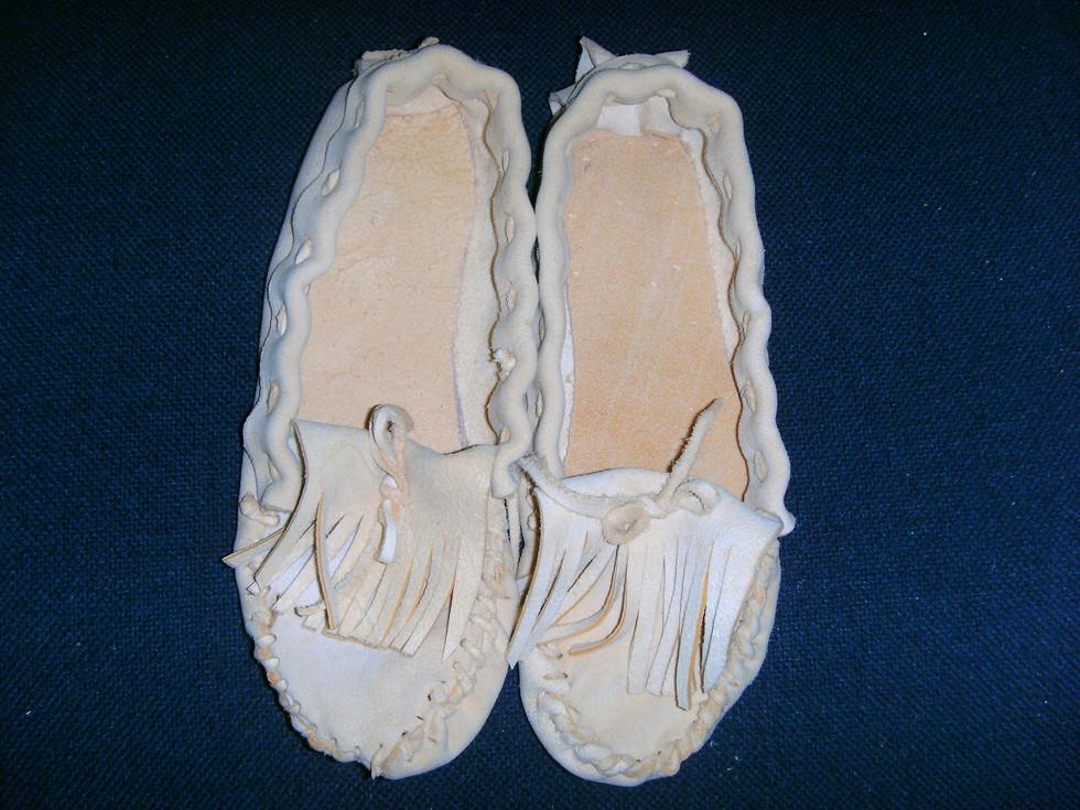 Selbst gemachte Schuhe