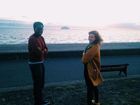 Daniel Lawrence Taylor and Sarah Cunningham