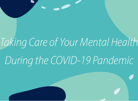 Taking care of kids mental health during the COVID-19 pandemic