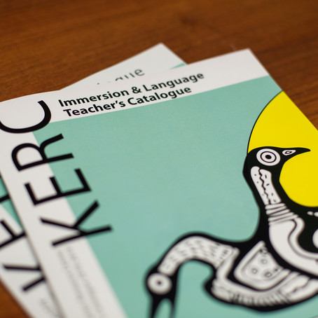 New catalogue available for immersion, language teachers