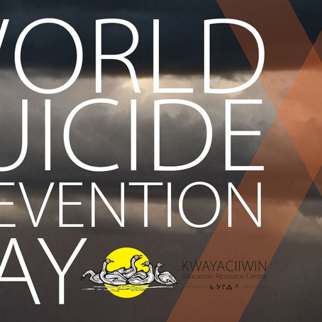 Blog: How to spot signs of suicide #WSPD
