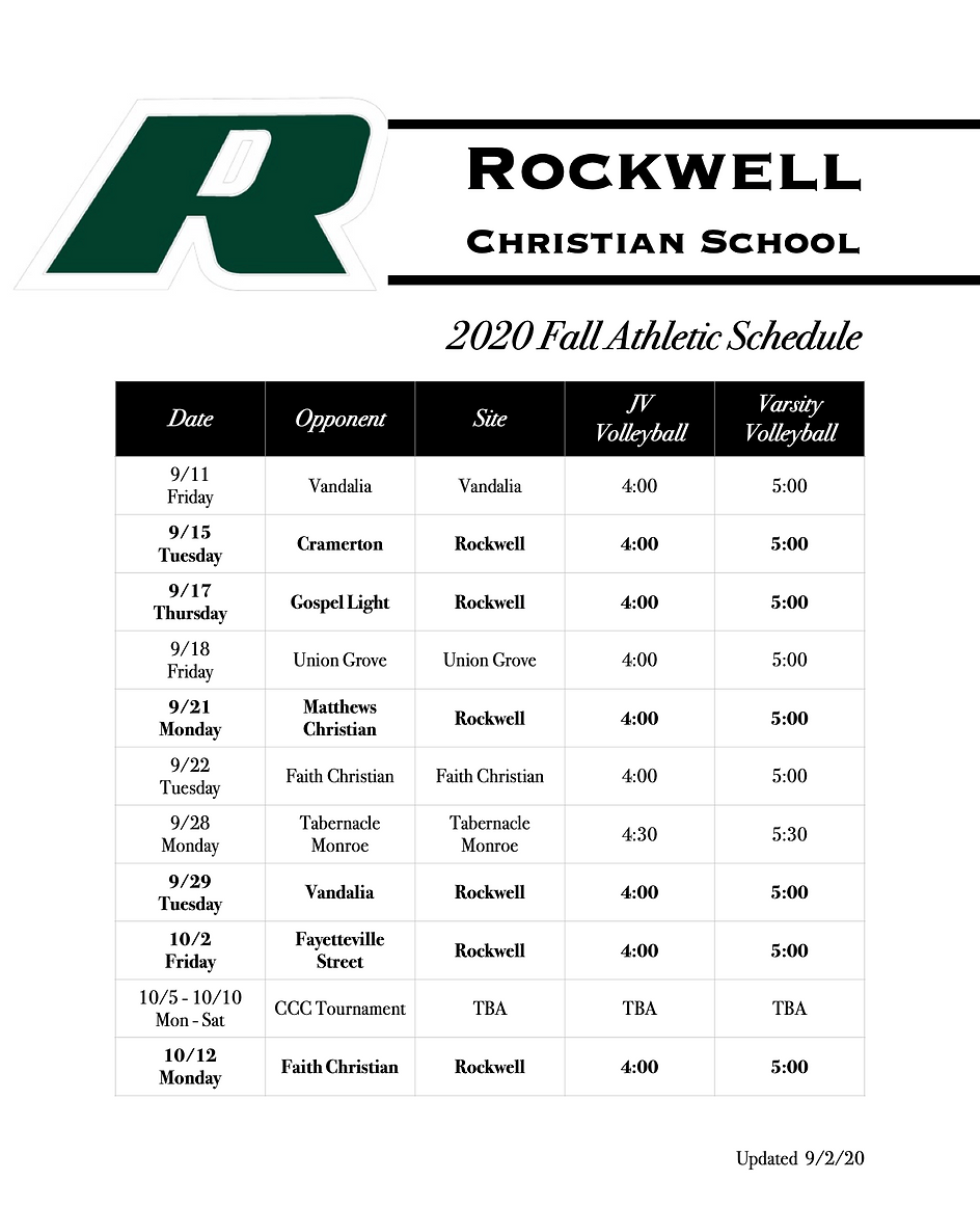2020 Fall Athletic Schedule.png