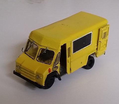 Express Parcels Walkthrough Van kit