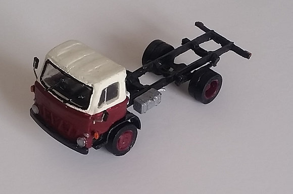 Leyland Terrier Chassis and Cab Early Version