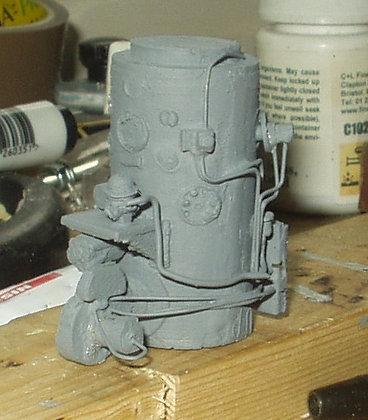 MK 1 Boiler
