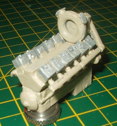 MAN/NBL v12 Engine kit