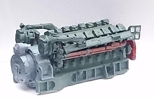 V16 Class 15/16 Engine Kit