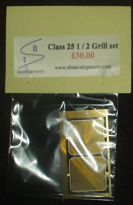 Class 25 Radiator Grill set