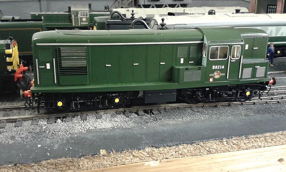 Class 15 BTH Type 1 82xx