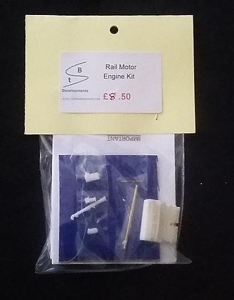 Rail Car engine