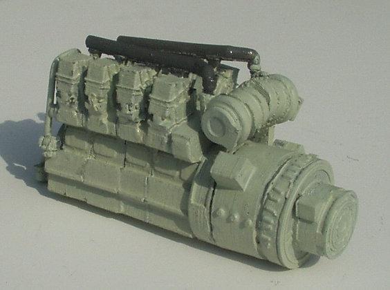 Class 20 8 Cylinder Engine kit