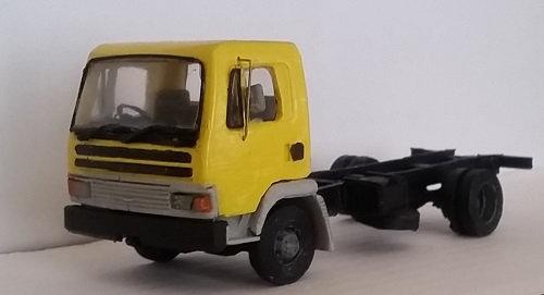 Leyland Roadrunner 45/150 (90's version)