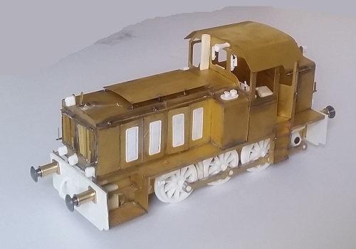 Hudswell Clark Type 1 D25xx