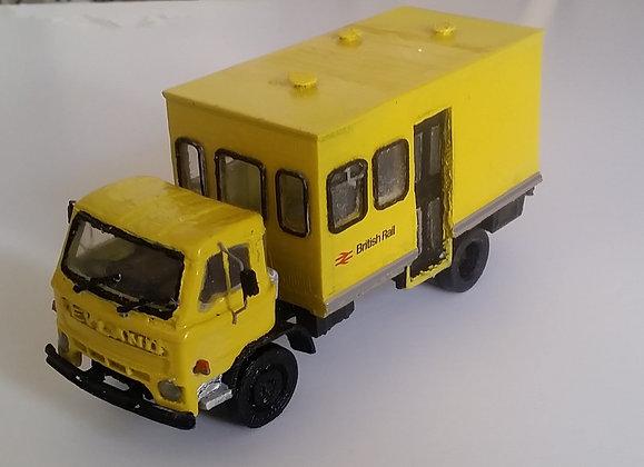 BR Crew Van