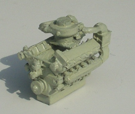 Diesel engine Kit for Western