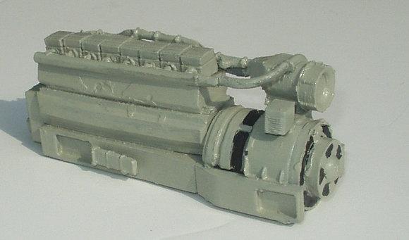 Class 33 Engine kit