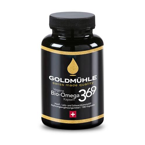 Goldmühle Omega 3-6-9 Ölkapseln Vegan