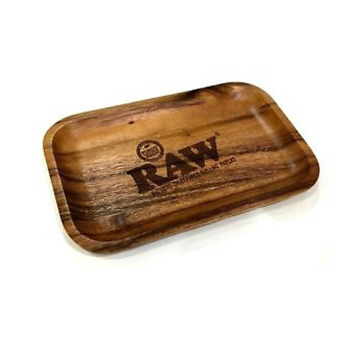 Rollingtray RAW Wooden Tray Medium 280mm x 175mm