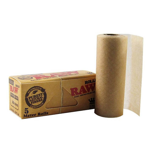 Raw Classic Kingsize Slim Rolls 5m