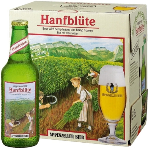 Hanfbier 3dl 6Pack
