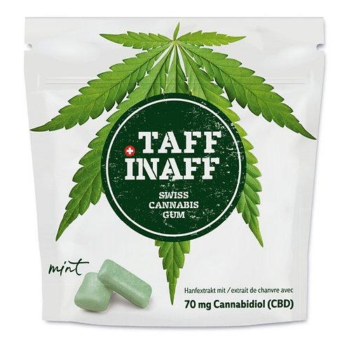 Taff Inaff Swiss Cannabis Gums 7mg CBD