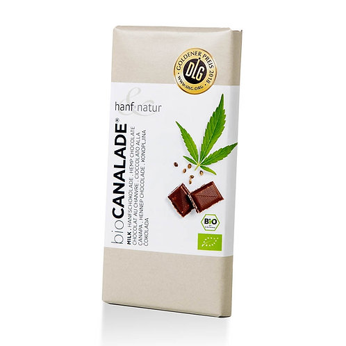 Canalade Vollmilchschokolade