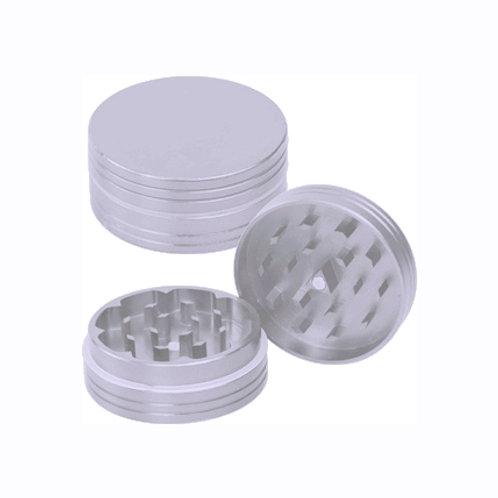 CNC Grinder Silber 2-teilig