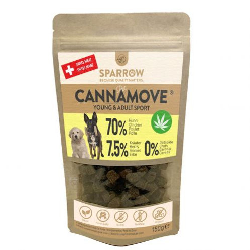 CannaMove Snacks - Young & Adult Sport
