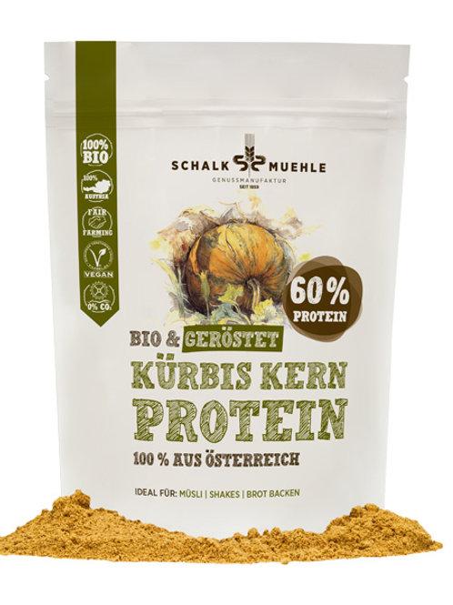 Schalk Mühle Bio & Geröstet Kürbiskern Protein Pulver - 350g