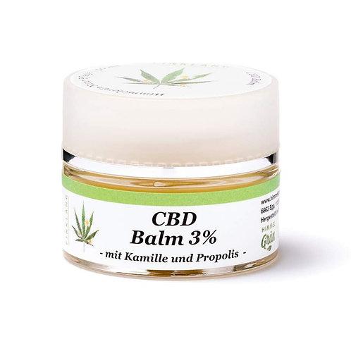 Einklang CBD Balsam 3% - mit Propolis und Kamille -30ml