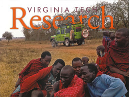 Virginia Tech Research Magazine, Summer 2015