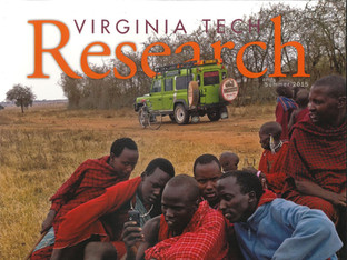 Virginia Tech Research Magazine, Summer 2015
