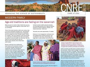 Modern Family,CNRE Newsletter, 2016