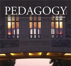 Motivate the Future,  Pedagogy in Practice, 2015