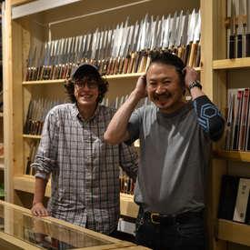 Kataba Knives' Cabinets