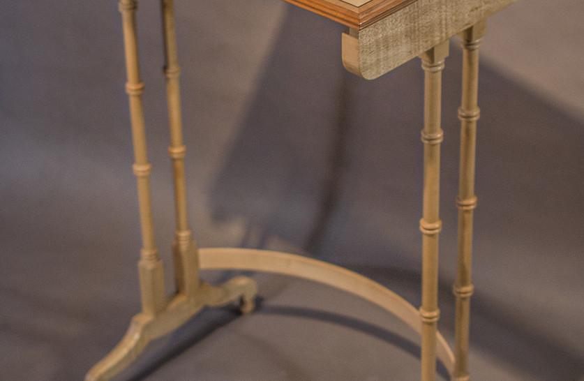 George III Style Nesting Table