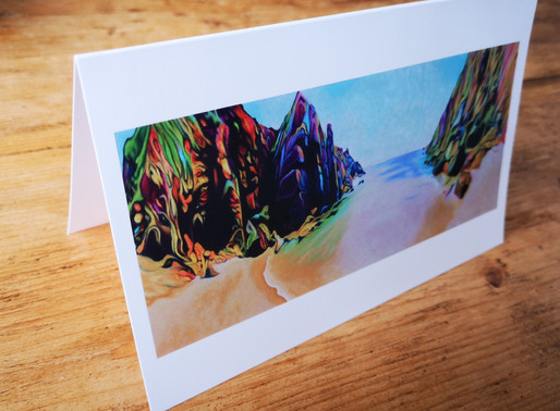 Greeting cards now available