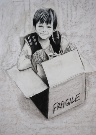 fragile vessel