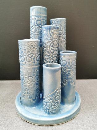 Grouped Bud vases