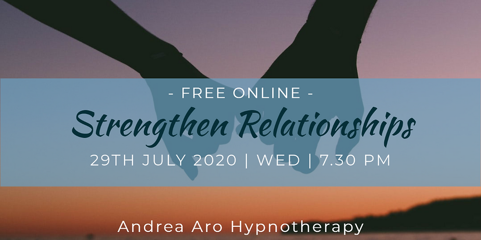 Strengthen Relationships Hypnosis Session